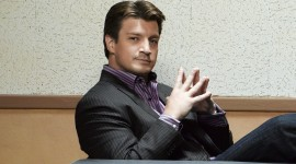 Nathan Fillion Wallpaper HQ
