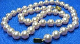 Pearls Wallpaper