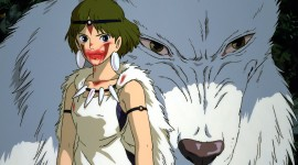 Princess Mononoke High Quality Wallpaper