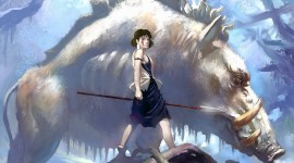Princess Mononoke Wallpaper Download Free