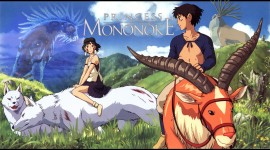 Princess Mononoke Wallpaper For Desktop