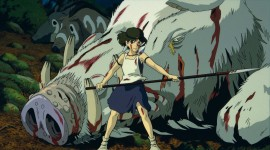 Princess Mononoke Wallpaper HQ