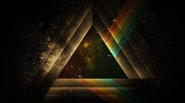 Prism Desktop Wallpaper For PC