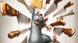 Ratatouille Desktop Wallpaper For PC