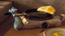 Ratatouille Desktop Wallpaper Free
