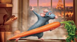 Ratatouille Wallpaper HQ