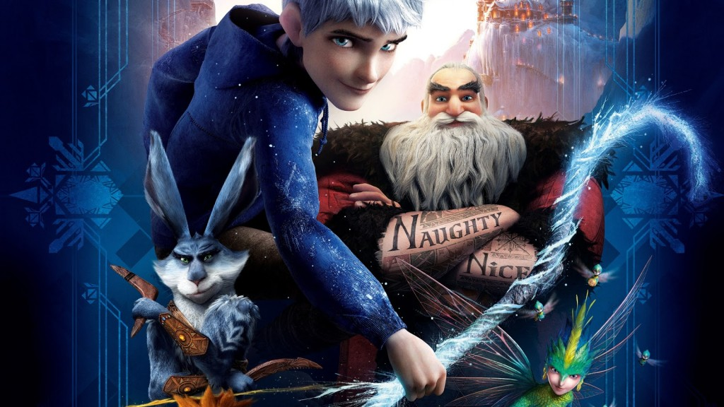 Rise of the Guardians wallpapers HD