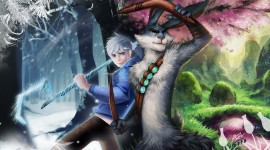 Rise of the Guardians Wallpaper Full HD