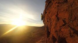 Rock Climbing Wallpaper