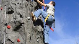 Rock Climbing Wallpaper For IPhone