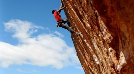Rock Climbing Wallpaper For IPhone Free