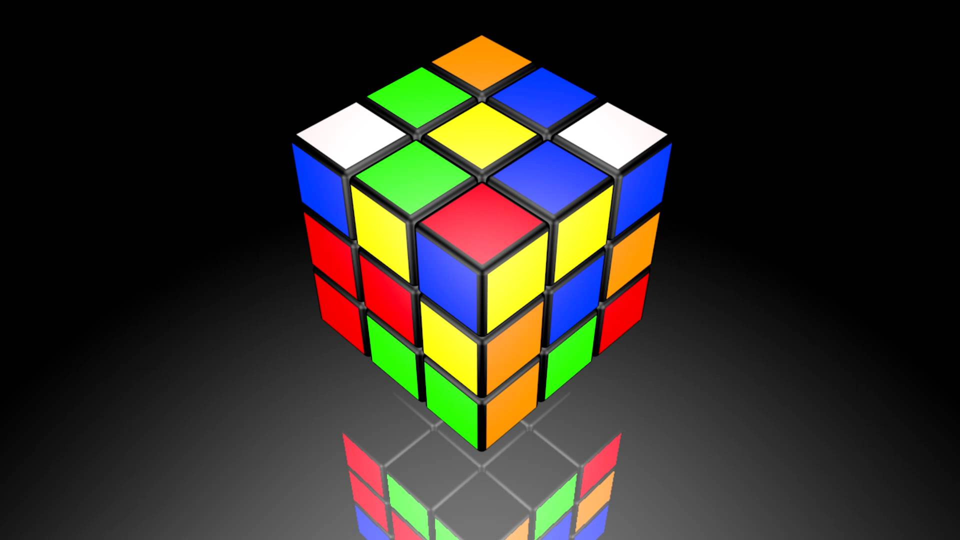 rubik's cube wallpapers high quality | download free