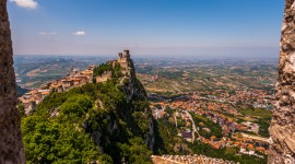 San Marino Desktop Wallpaper HD