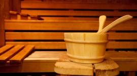 Sauna Desktop Wallpaper HD