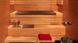 Sauna Wallpaper For PC