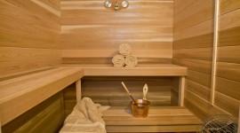 Sauna Wallpaper Gallery