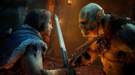 Shadow Of Mordor Desktop Wallpaper Free