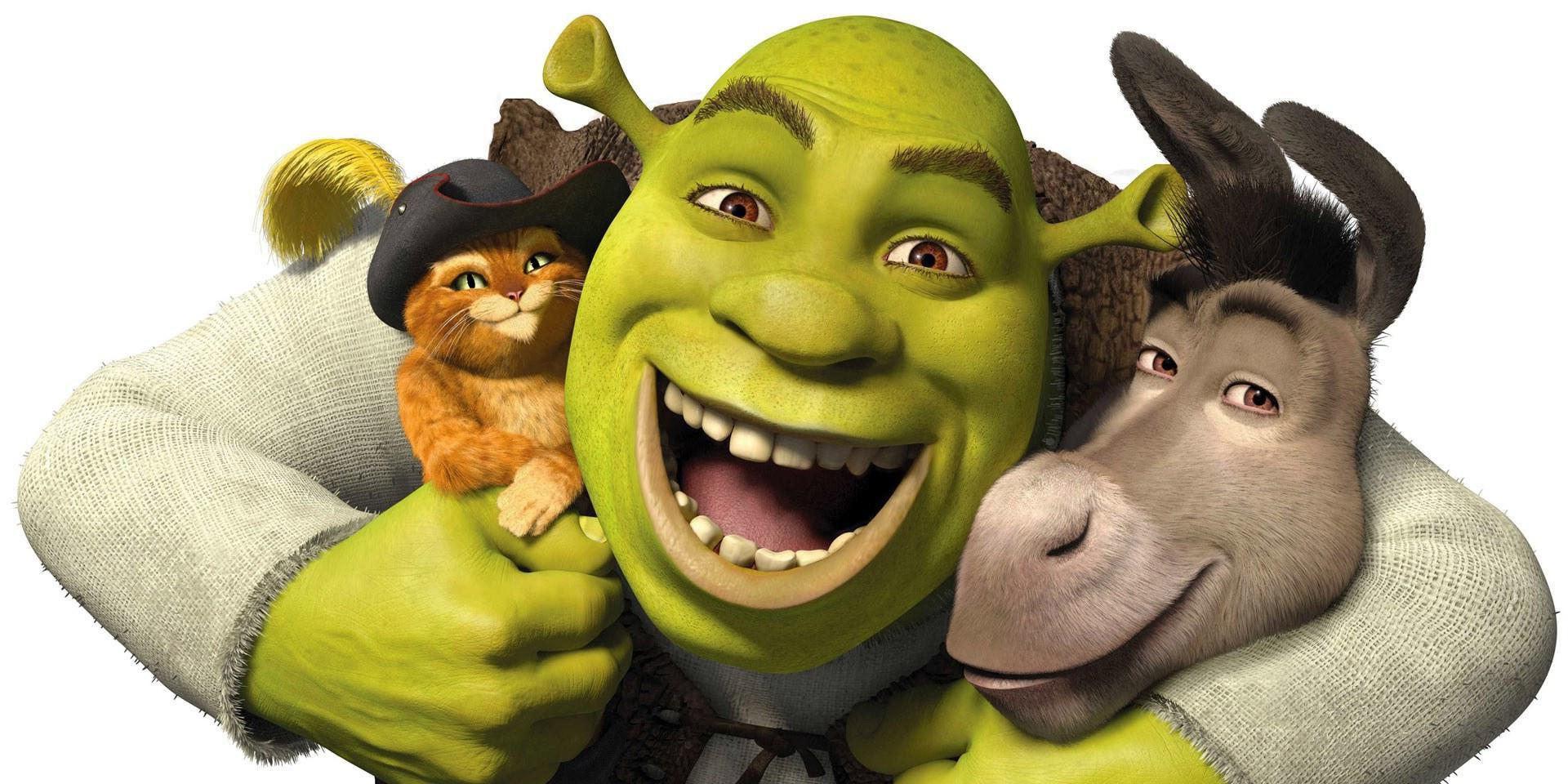Shrek Wallpapers High Quality