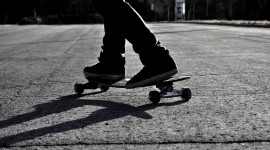 Skateboarding High Quality Wallpaper