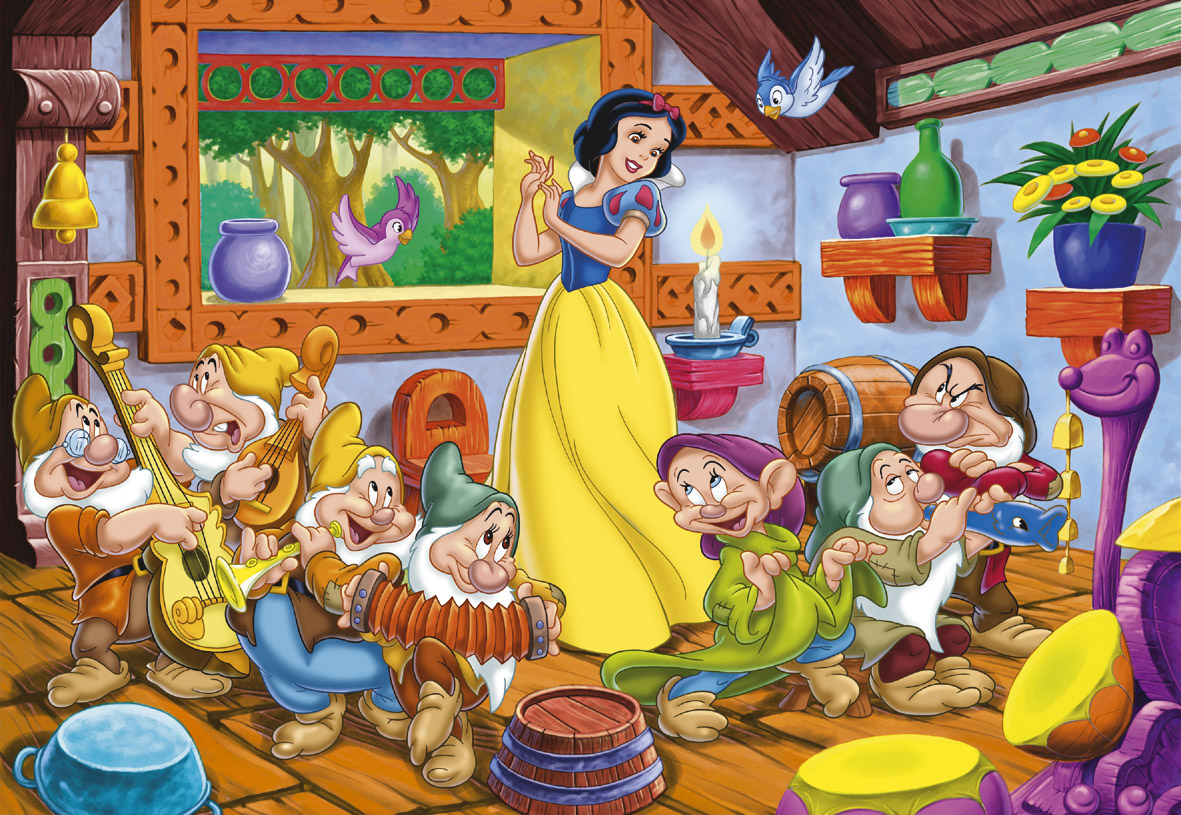 Pic snow white and the seven dwarfts  adult pictures