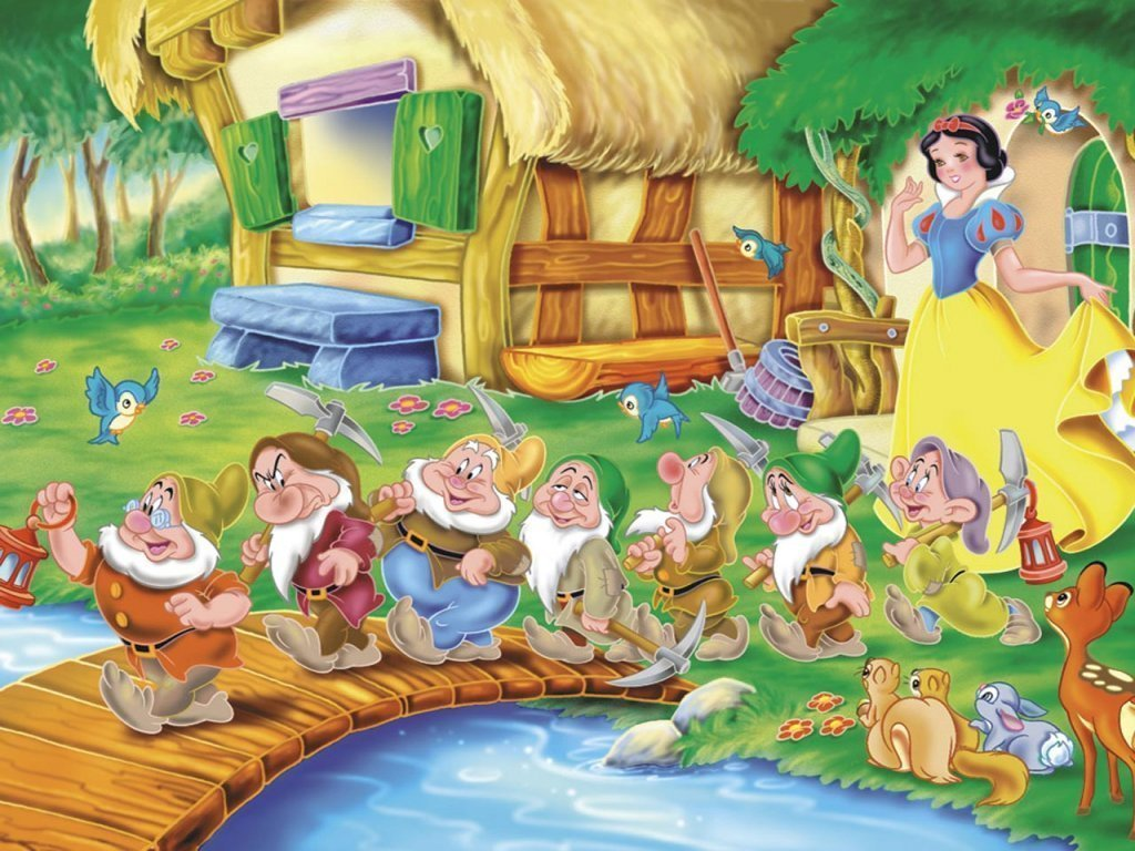 snow white and the 7 dwarfs online dating
