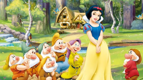 Snow White and the Seven Dwarfs wallpapers high quality