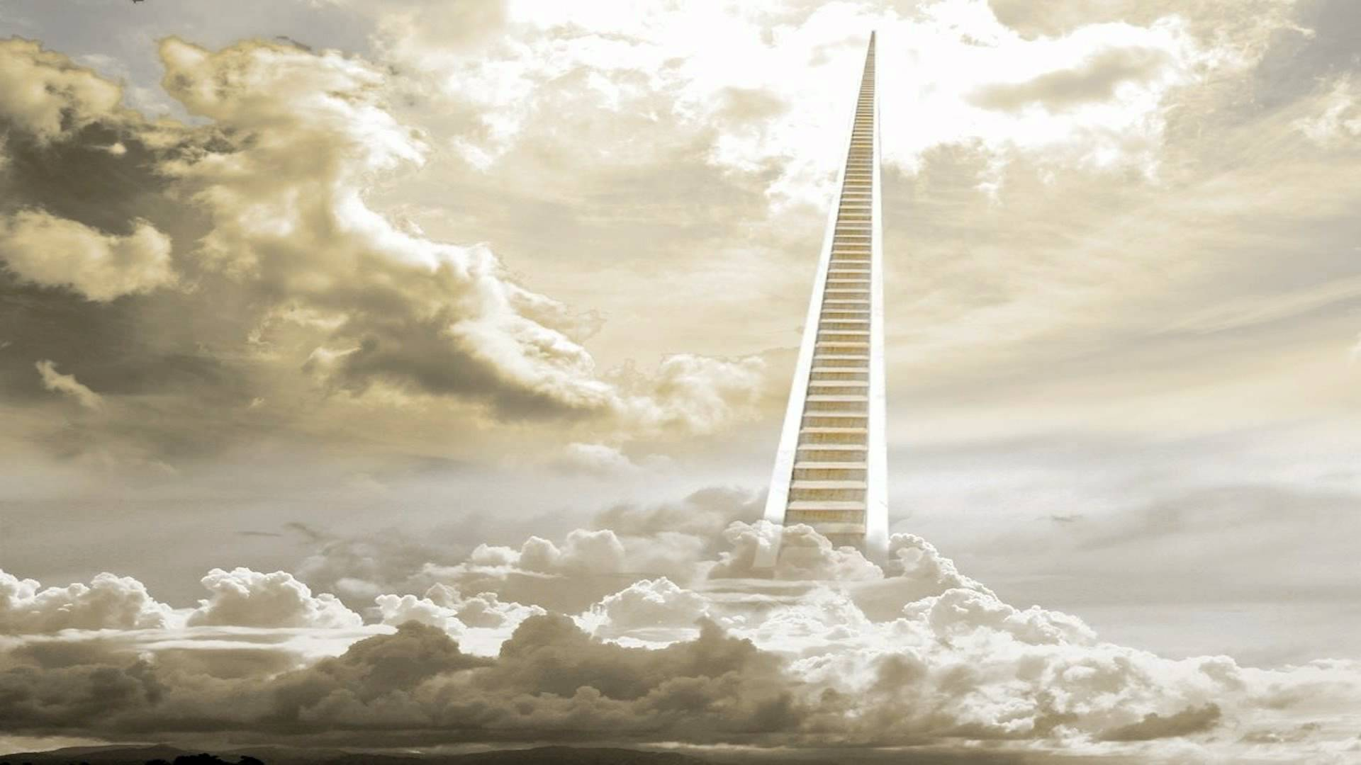 stairway to heaven If tears could build a stairway and memories a lane i would walk right up to heaven and bring you back again no farewell words were spoken no time to say goodbye you were gone before i knew it and only god knows why my heart still aches with sadness and s.