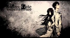 Steins.Gate Wallpaper