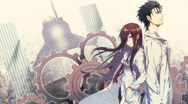 Steins.Gate Wallpaper For PC