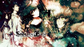 Steins.Gate Wallpaper HQ