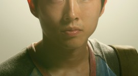 Steven Yeun Wallpaper For IPhone 7