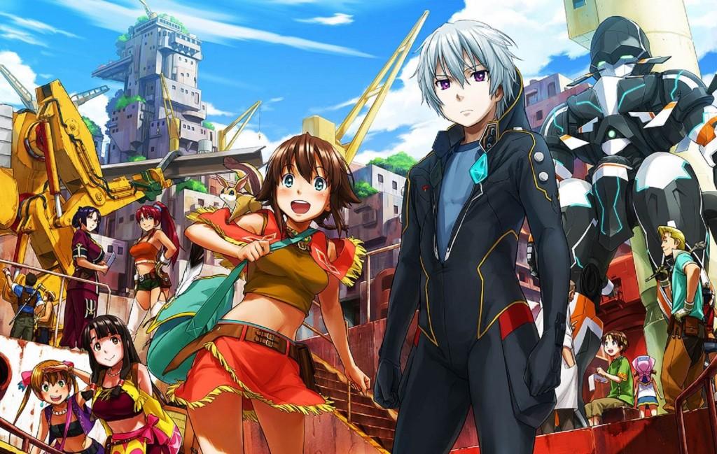 Suisei no Gargantia wallpapers HD