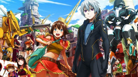Suisei no Gargantia wallpapers high quality