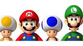 Super Mario Desktop Wallpaper For PC