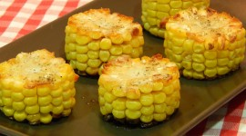 Sweet Corn Photo Free