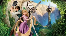 Tangled Desktop Wallpaper Free