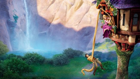 Tangled wallpapers high quality
