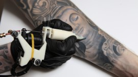 Tattoo Machines Wallpaper For PC