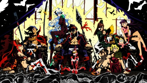 Tengen Toppa Gurren-Lagann wallpapers high quality