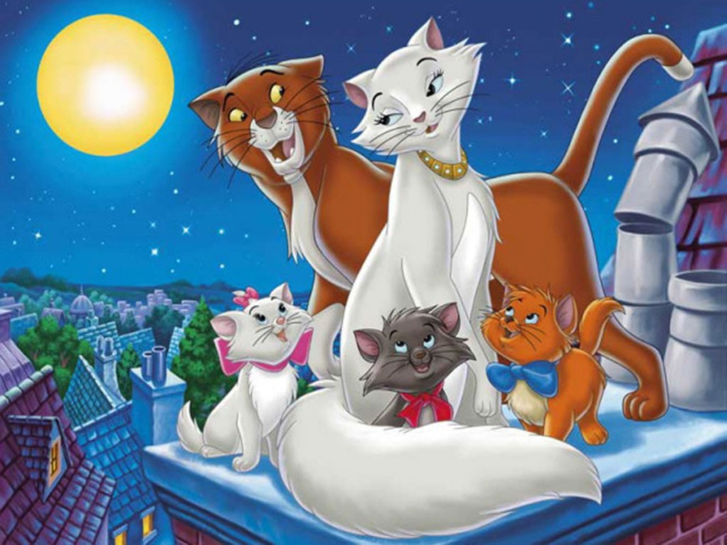 The Aristo Cats wallpapers HD