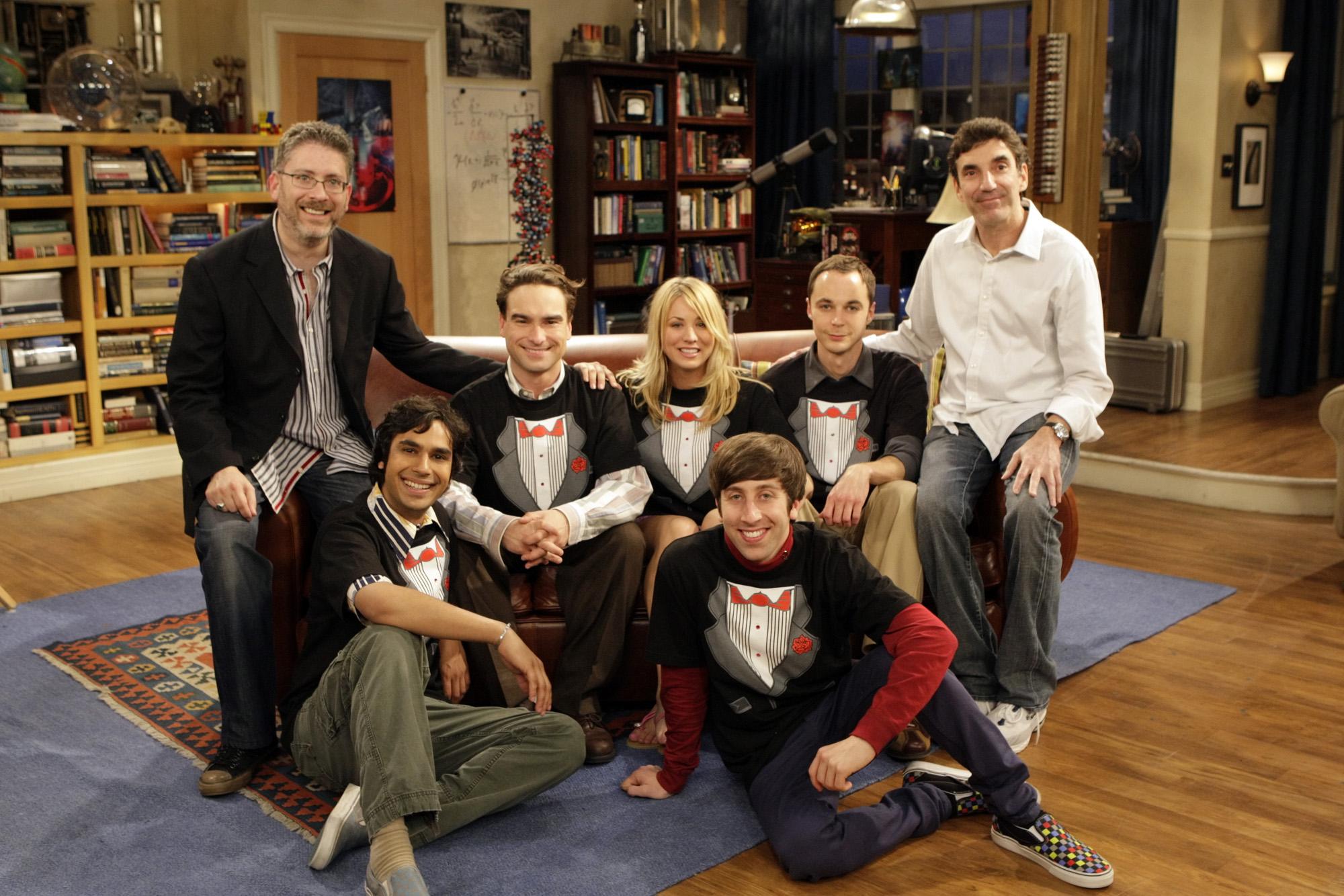 Big Bang Theory Vorschau