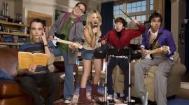 The Big Bang Theory Wallpaper HD