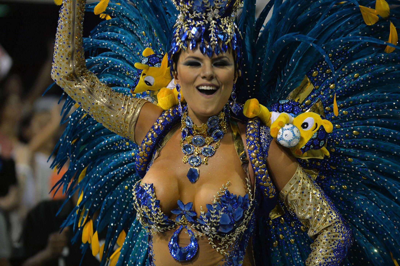 Бразильский карнавал 2014 - часть 2 (55 фото)