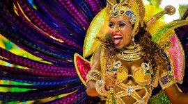 The Carnival in Rio Image
