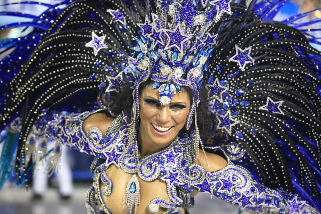 The Carnival in Rio wallpapers HD