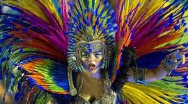 The Carnival in Rio Wallpaper