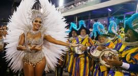 The Carnival in Rio Wallpaper For PC
