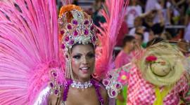 The Carnival in Rio Wallpaper Free