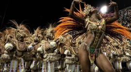 The Carnival in Rio Wallpaper#1