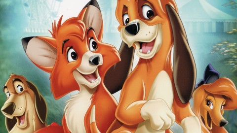 The Fox and the Hound wallpapers high quality